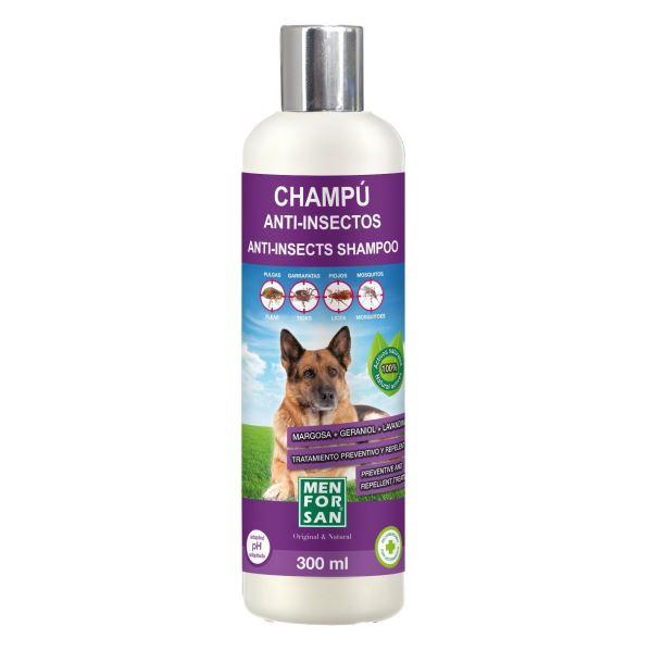 Menforsan Přírodní repelentní šampon pro psy 300 ml