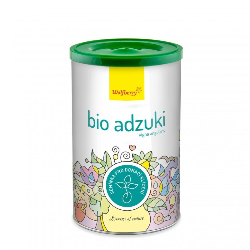 Wolfberry BIO semínka na klíčení Adzuki 200 g
