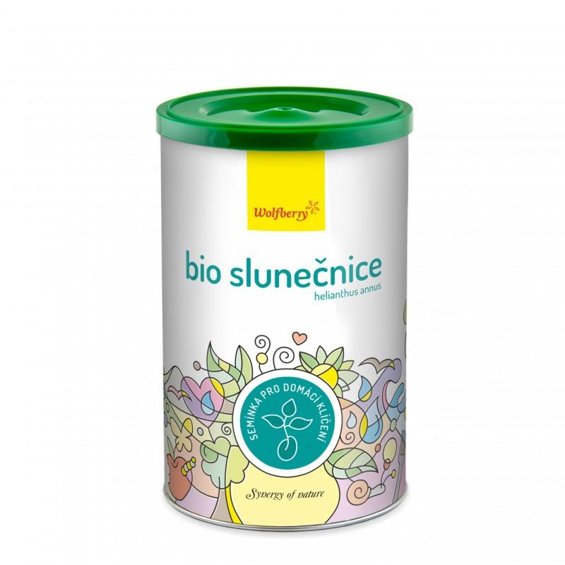 Wolfberry BIO semínka na klíčení Slunečnice 200 g