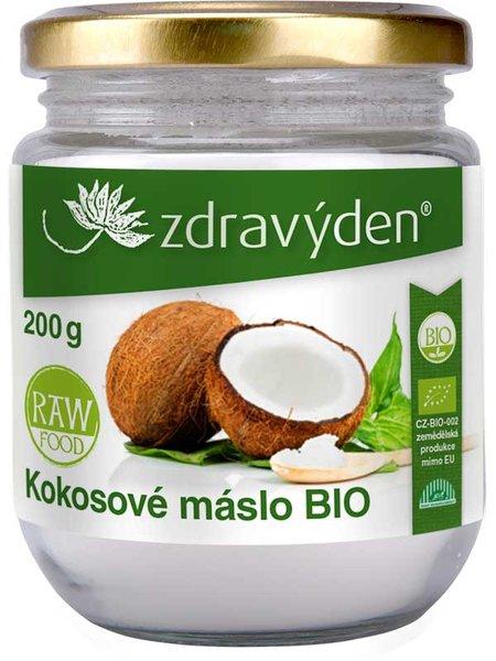 ZdravýDen® BIO Kokosové máslo RAW 200 g
