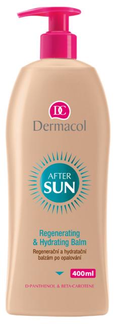 Dermacol Regenerační a hydratační balzám po opalovaní After Sun 400 ml
