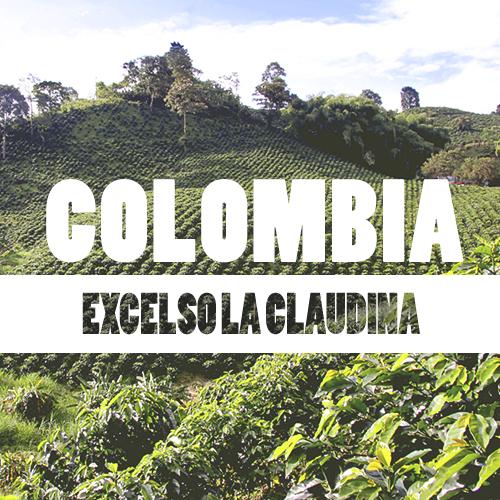 "Coffeespot Columbie Excelso EP Antioquia ""La Claudina"" Balení: 250g"