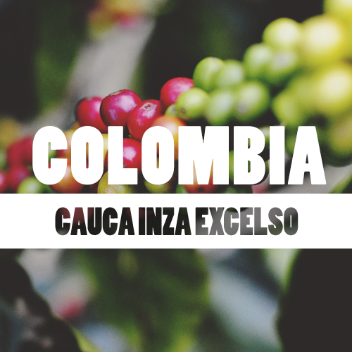 Coffeespot Columbie Inza Cauca Excelso Balení: 250g