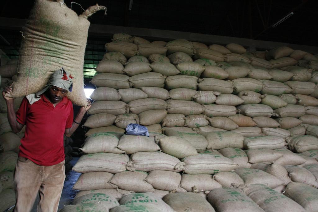 Coffeespot Etiopie Agaro Duromina washed Balení: 250g