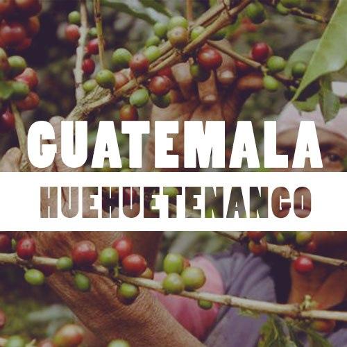 Coffeespot Guatemala Huehuetenango Balení: 250g