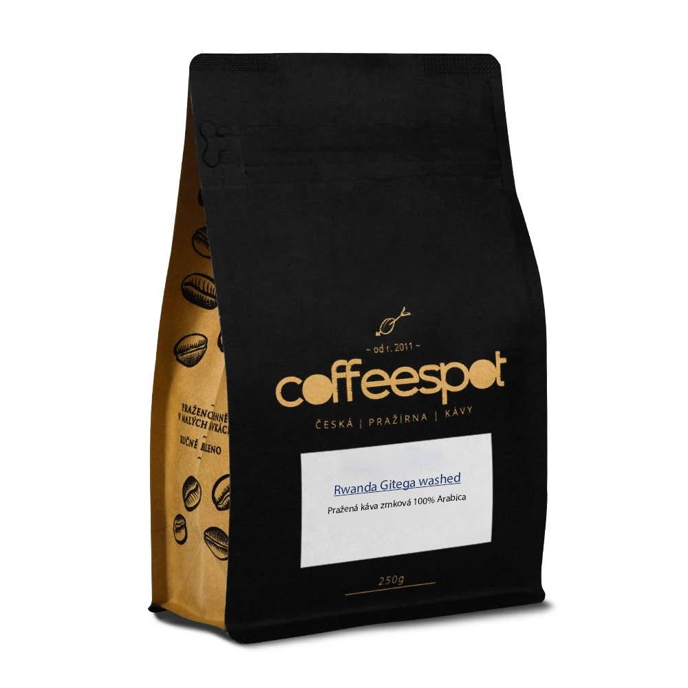 Coffeespot Rwanda Intore AB+ washed 250 g