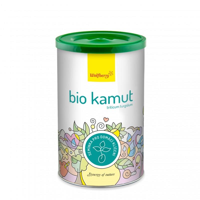 Wolfberry BIO semínka na klíčení Kamut 200 g