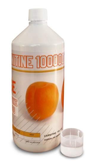 Woykoff Carnitine 100000 meruňka 1000 ml