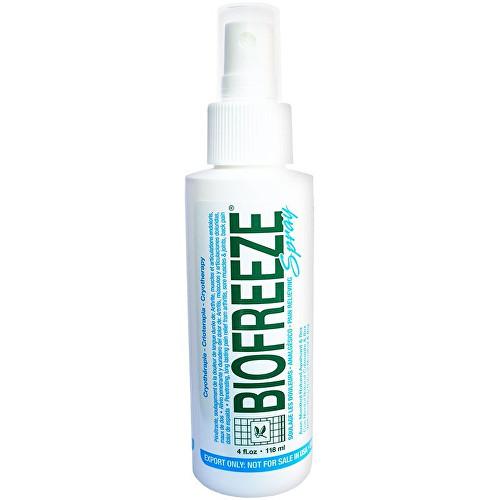 Biofreeze Spray - Sprej proti bolesti na bázi přírodního mentolu 118 ml