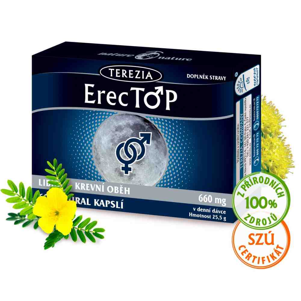 Terezia Company ErecToP 60 kapslí