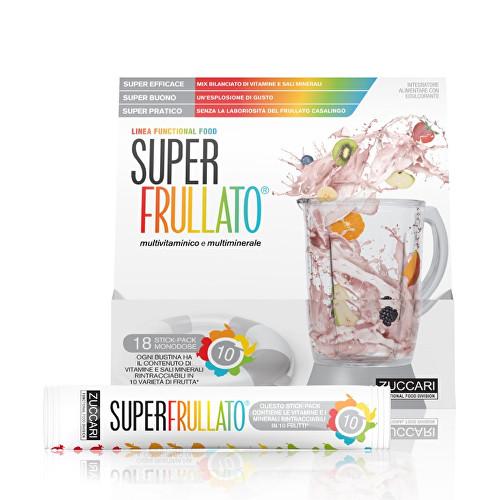 Zuccari Super Frullato 10 sáčků