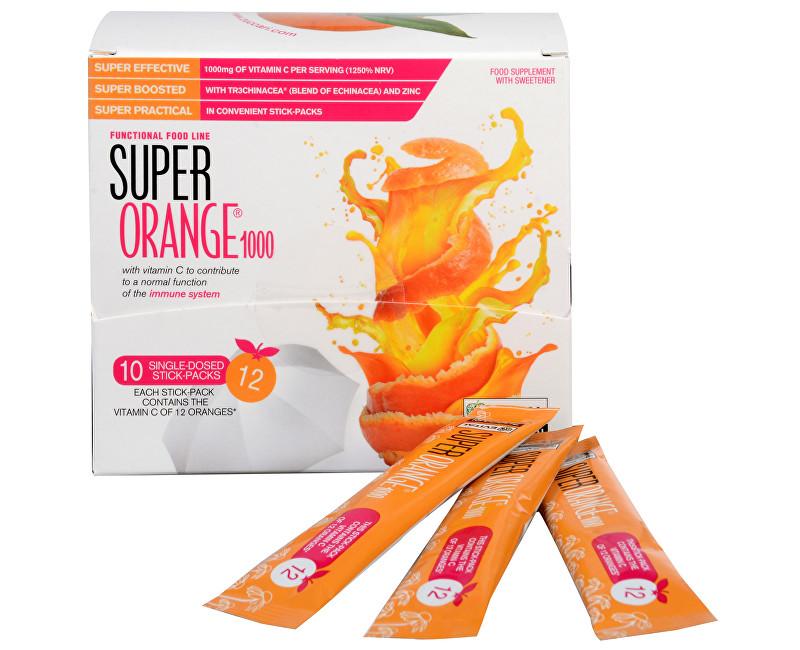 Zuccari Super Orange1000 10 sáčků