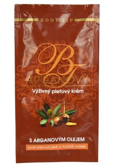 Vivaco Výživný pleťový krém s arganovým olejem vzorek 4 ml