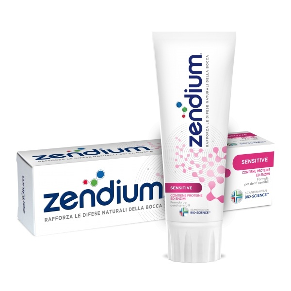 Zendium Zubní pasta pro citlivé zuby Sensitive 75 ml