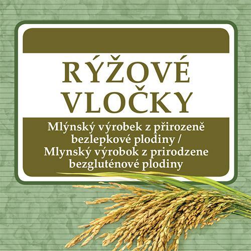 Adveni Rýžové vločky 250 g
