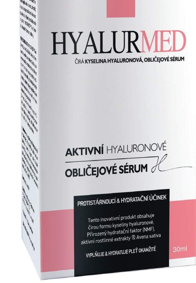 Hyalurmed Obličejové Sérum 30 ml