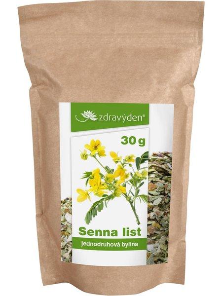 ZdravýDen® Senna list sypaný 30 g