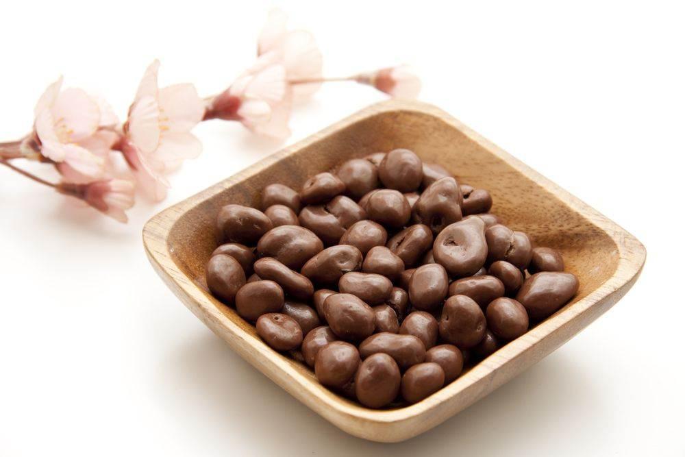 IBK Rozinky Jumbo v mléčné čokoládě Balení: 80 g