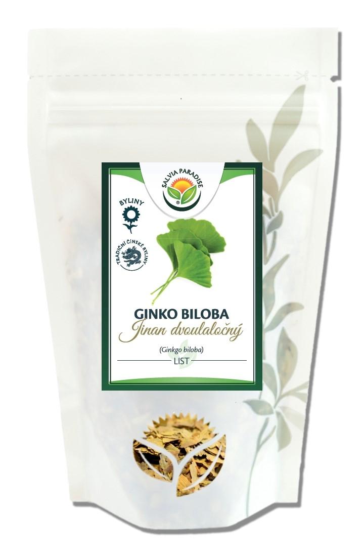 Salvia Paradise Ginko biloba list Balení: 50 g
