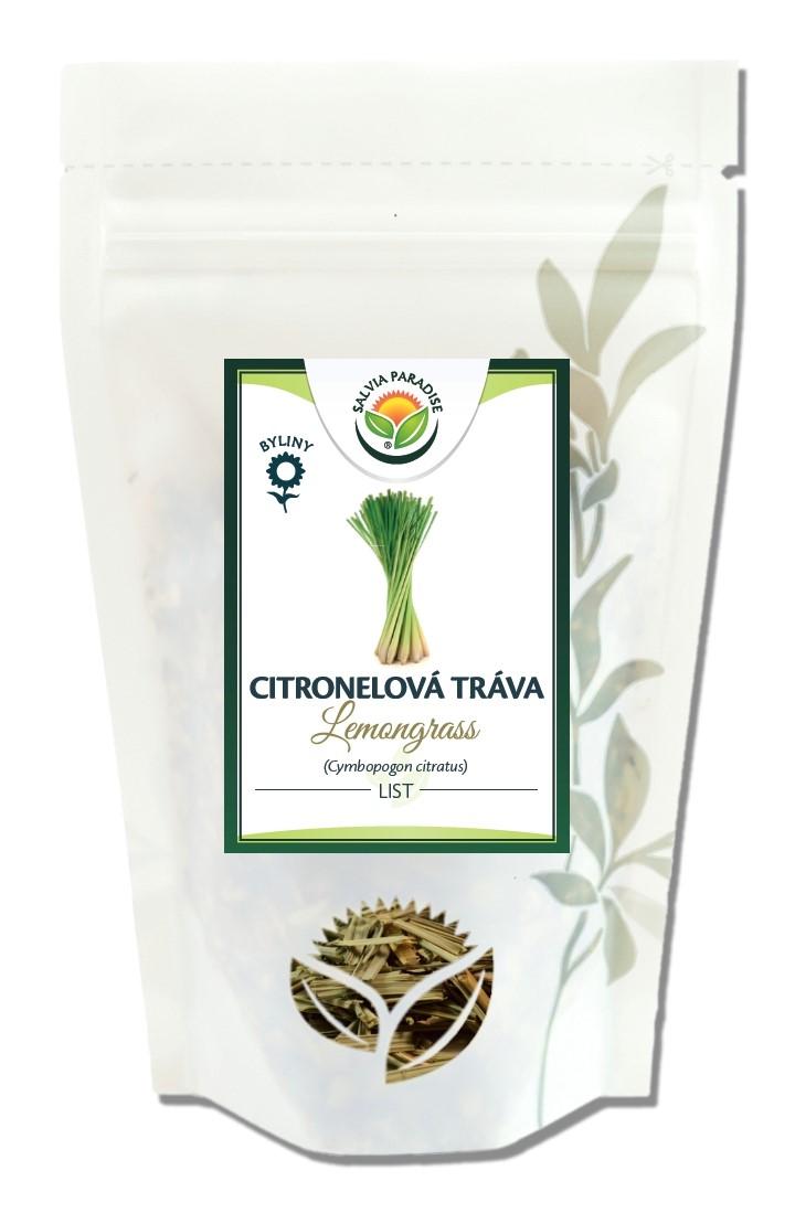 Salvia Paradise Citronelová tráva - Lemongrass Balení: 30 g