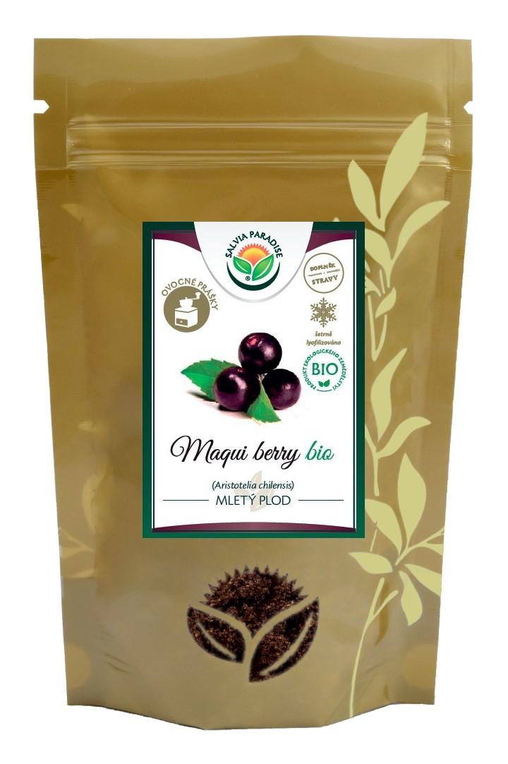 Salvia Paradise Maqui berry prášek BIO Balení: 100 g