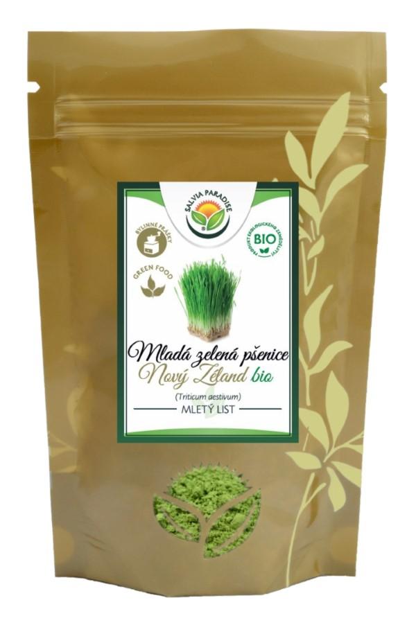 Salvia Paradise Mladá zelená pšenice Balení: 100 g