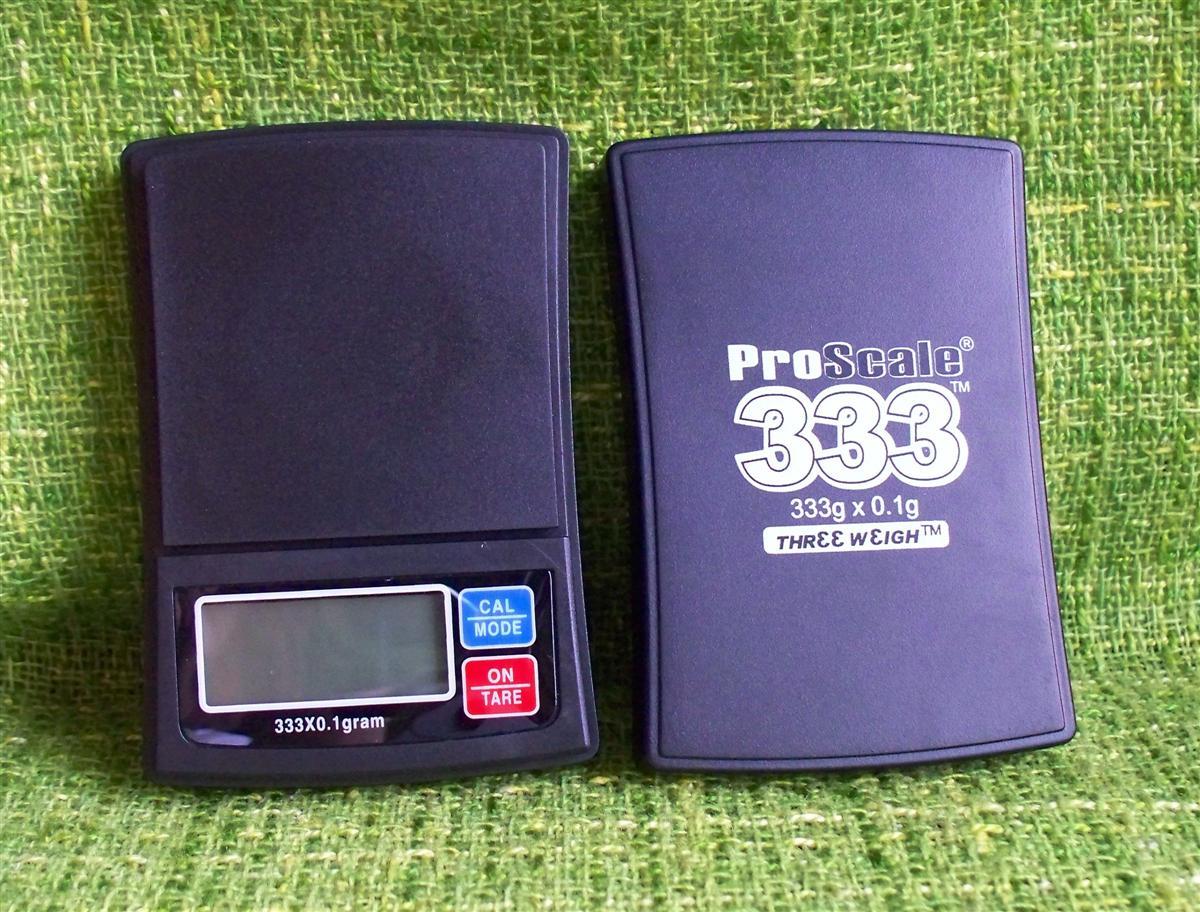 Salvia Paradise Digitální váha ProScale 0.1/333g