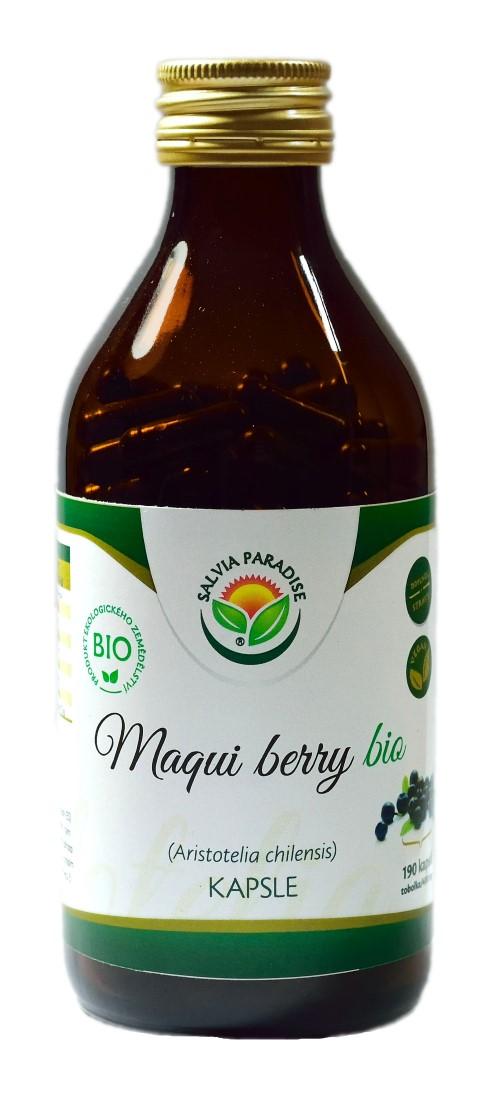 Salvia Paradise Maqui berry kapsle 190 ks