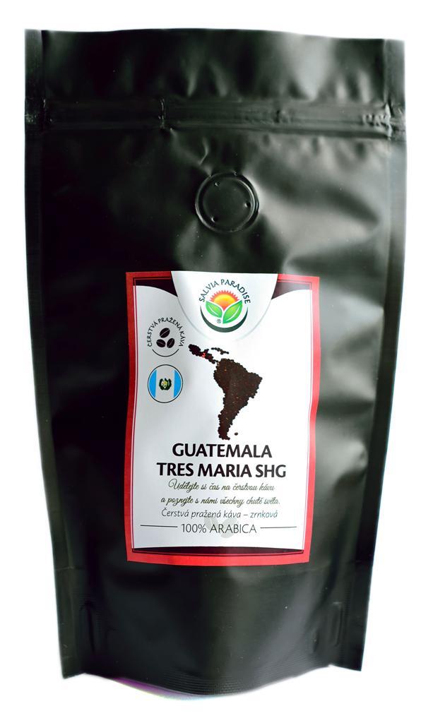 Salvia Paradise Káva - Guatemala Tres Maria SHG Balení: 100 g