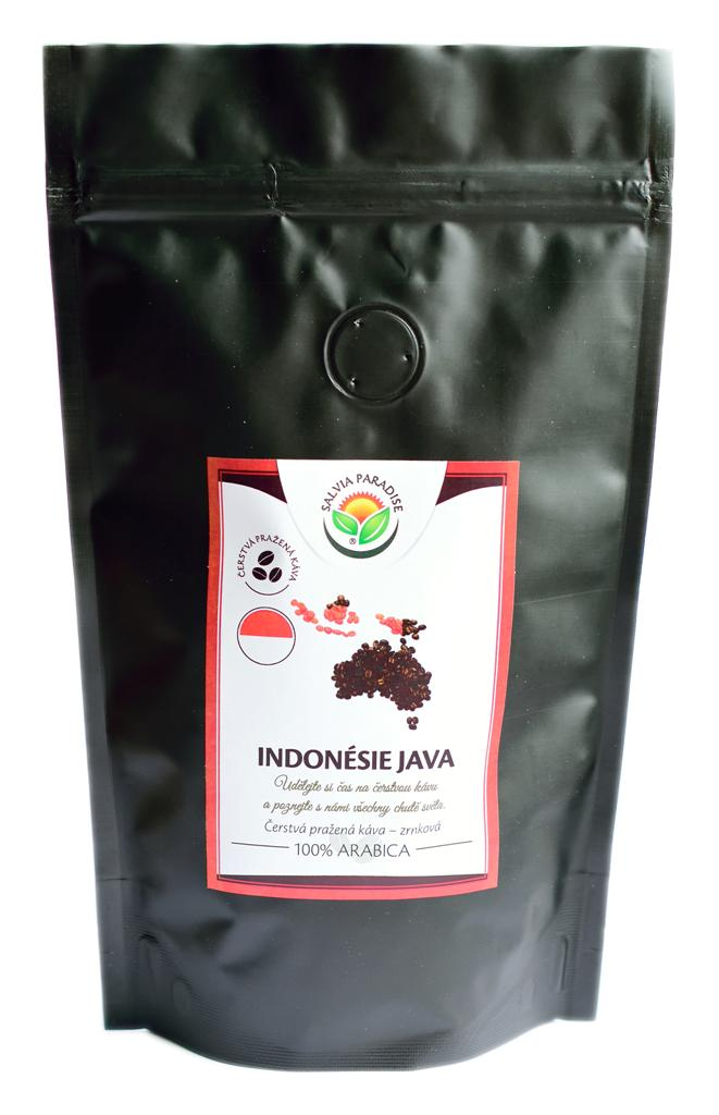 Salvia Paradise Káva - Indonésie Java Balení: 100 g