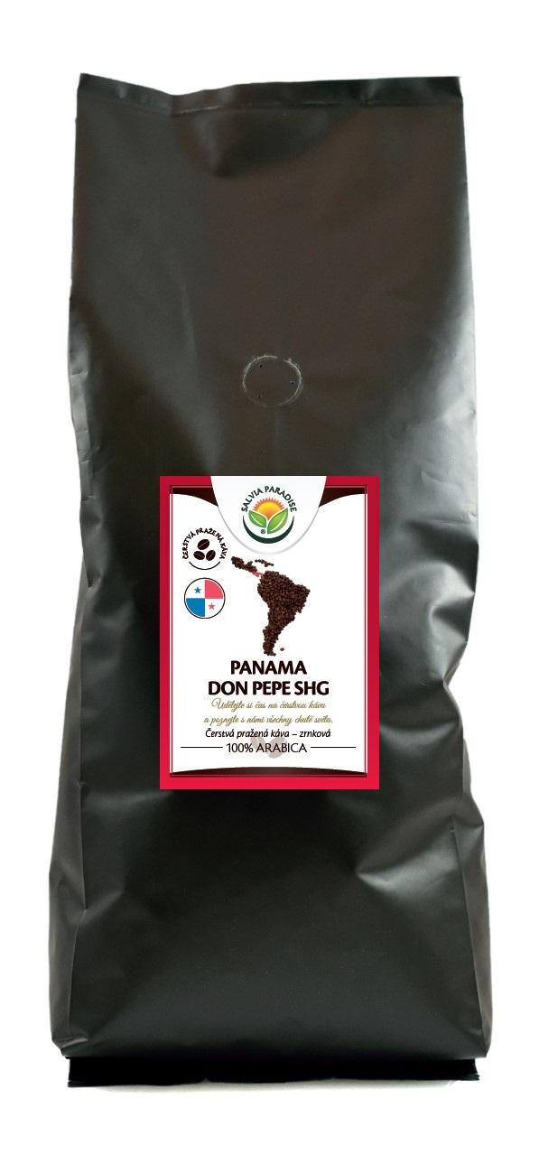 Salvia Paradise Káva - Panama Don Pepe SHG Balení: 1000 g
