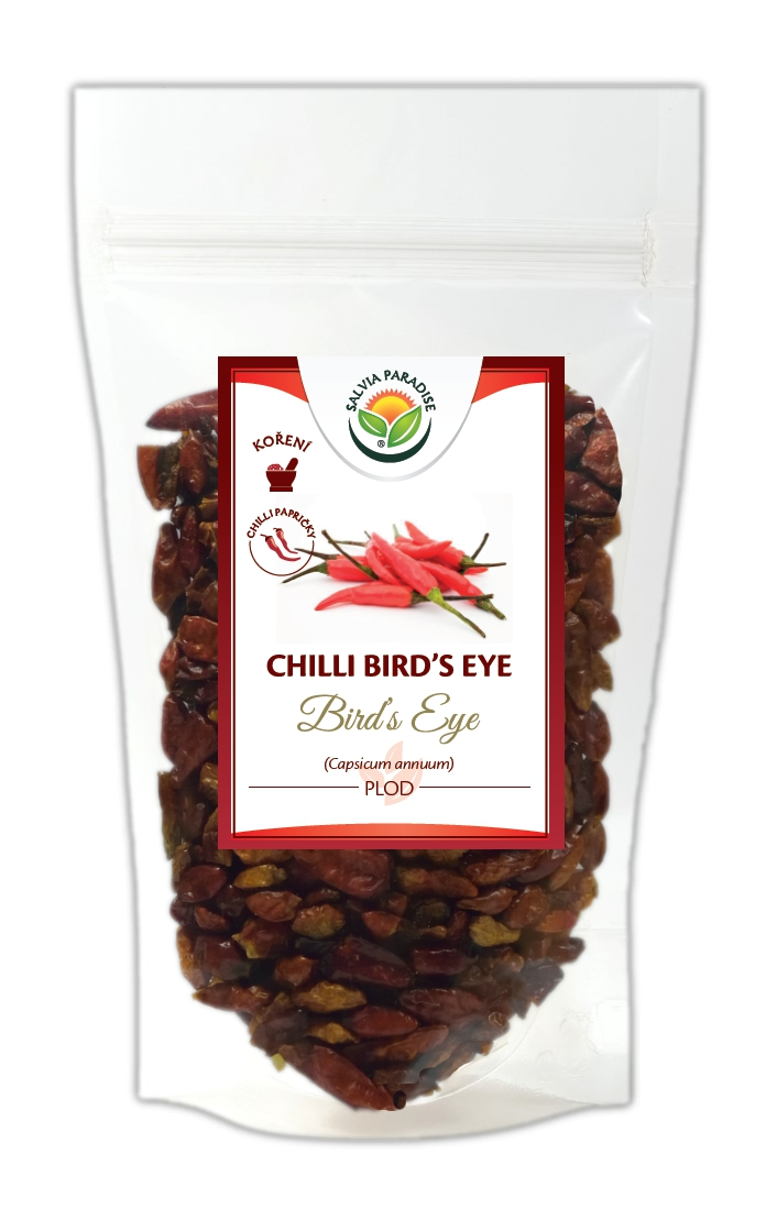 Salvia Paradise Chilli Birds Eye Balení: 50 g
