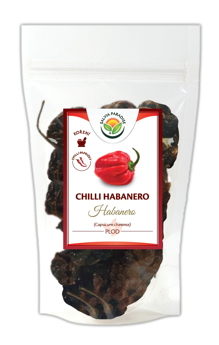 Salvia Paradise Chilli Habanero Balení: 15 g