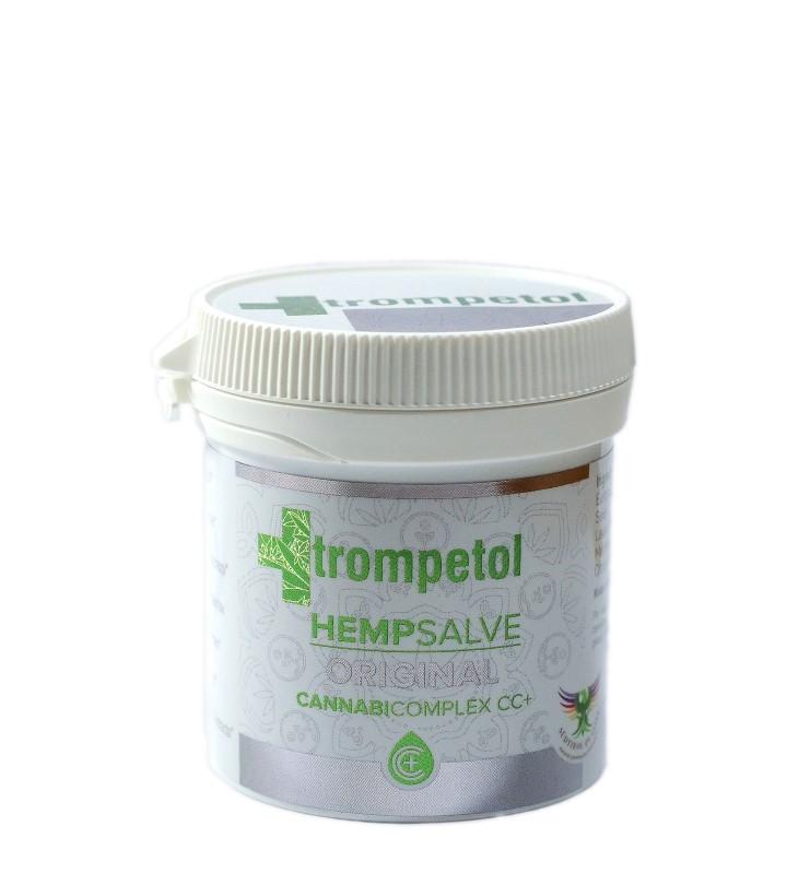Konopná mast Trompetol 100 ml