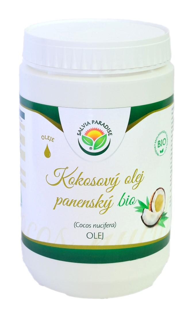 Salvia Paradise Kokosový olej panenský Balení: 1000 ml