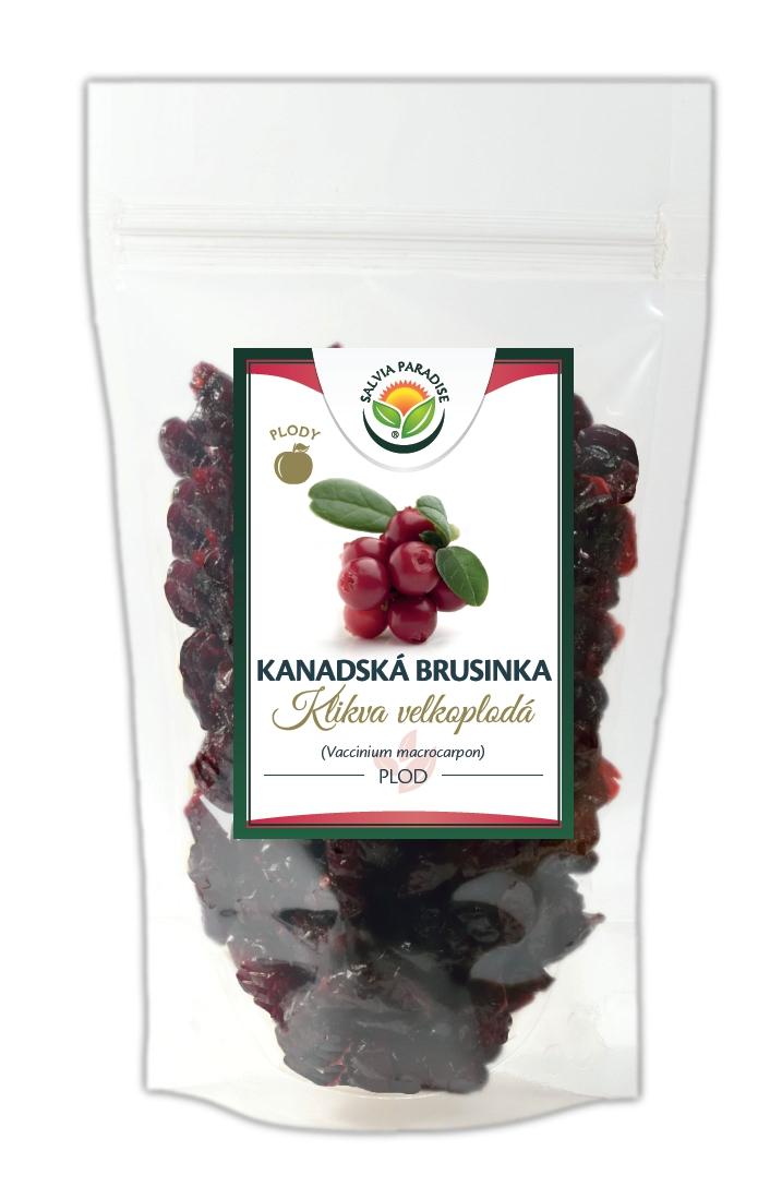 Salvia Paradise Kanadská brusinka plod Balení: 100 g