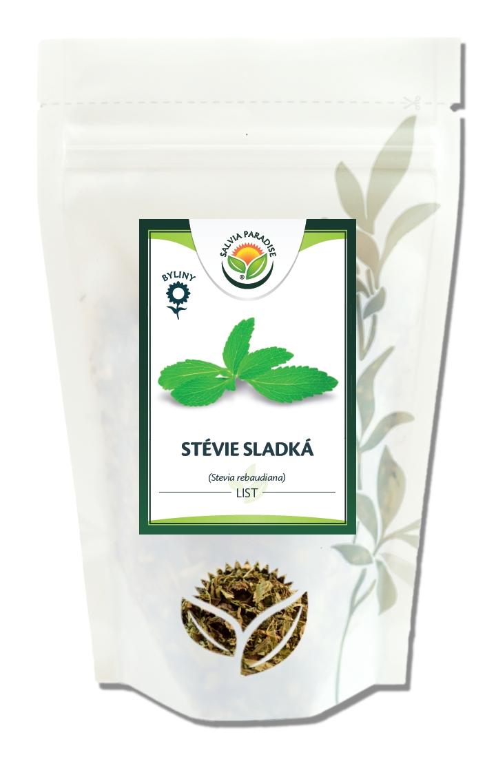 Salvia Paradise Stévie sladká - list Balení: 50 g