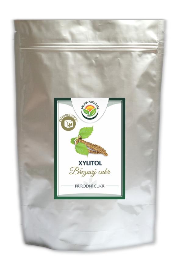 Salvia Paradise Xylitol - přírodní sladidlo Balení: 1 Kg