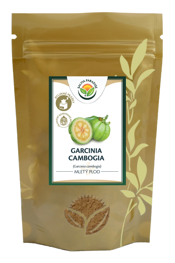 Salvia Paradise Garcinia cambogia prášek Balení: 100 g