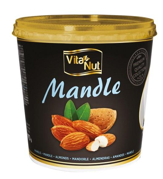 K-SERVIS VitaNut Mandle natural 170 g