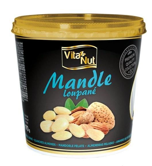 K-SERVIS VitaNut Mandle loupané 70 g