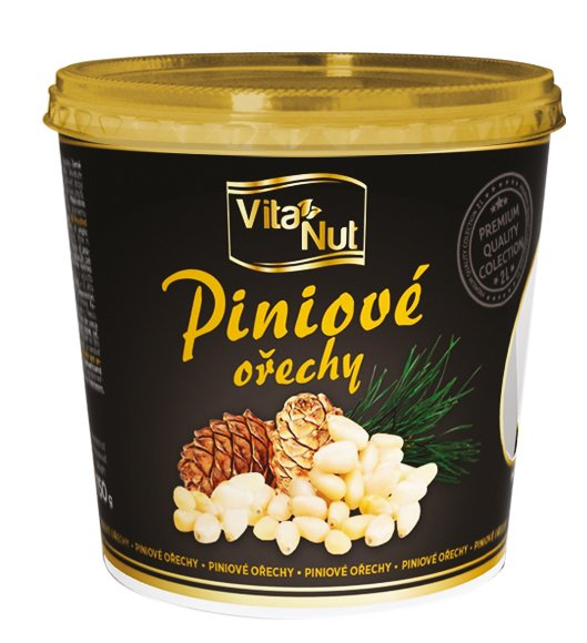 K-SERVIS VitaNut Piniové ořechy 170 g