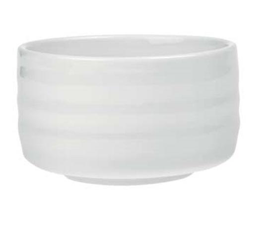 Oxalis Akemi - porcelánová miska na matchu