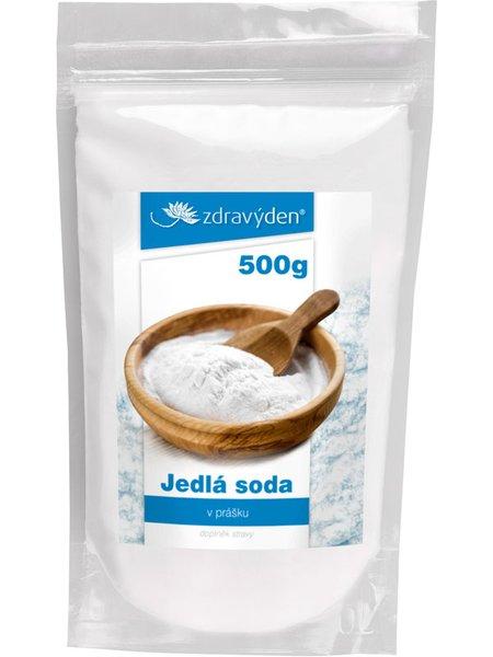 ZdravýDen® Jedlá soda v prášku 500 g