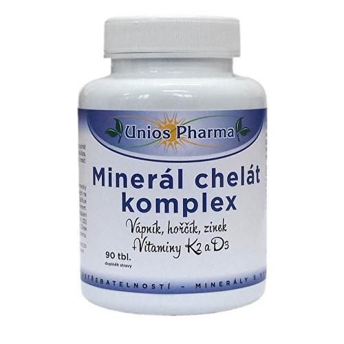 Unios Pharma Minerál chelát komplex 90 tbl.