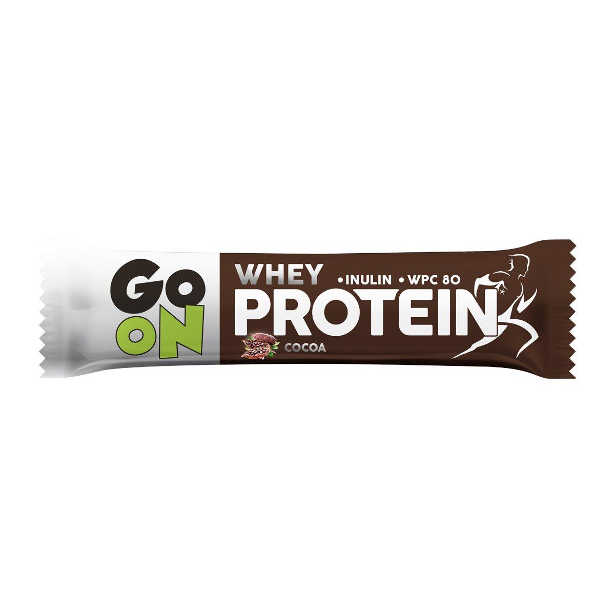 Vieste Proteinová tyčinka s příchutí kakaa 50 g