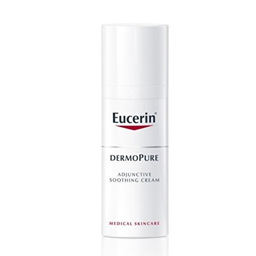 Eucerin Zklidňující krém pro problematickou pleť DermoPure (Adjunctive Soothing Cream) 50 ml
