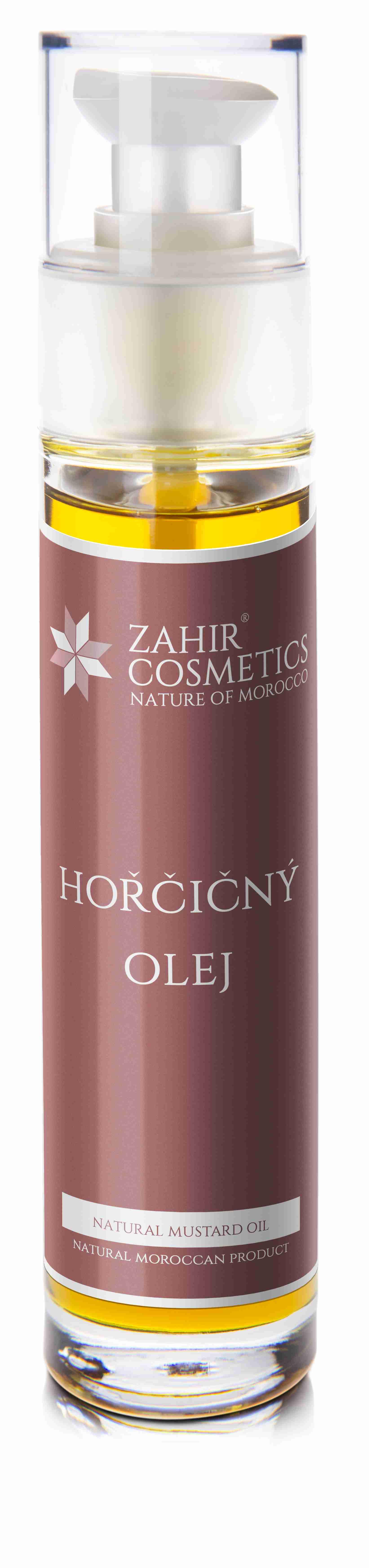Zahir Cosmetics Hořčičný olej kosmetický 50 ml