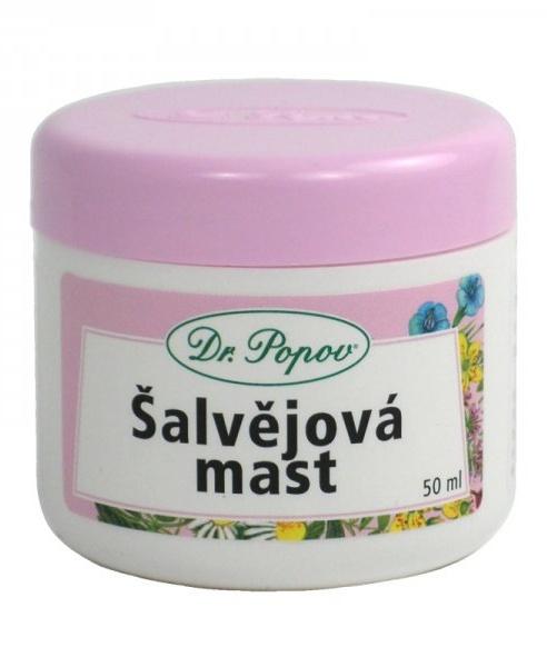 Dr. Popov Šalvějová mast 50ml