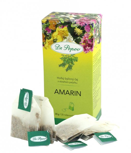 Dr. Popov Amarin Tea 30g